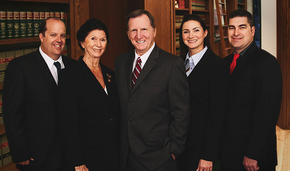Orange County Injury Attorney, Law Offices of John P. Burns, Law Offices of John P. Burns Staff