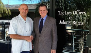 Orange County Injury Attorney, Attorney John Burns Resolved My Case Satisfactorily, Personal Injury Case