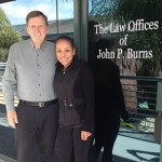 John P. Burns Testimonial, Orange County Injury Attorney