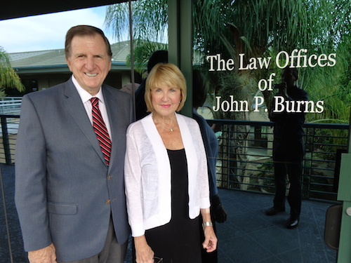 orange county personal injury lawyer, john burns law